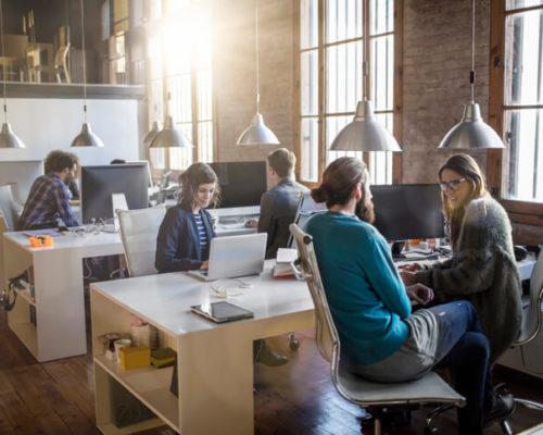 Coworking ou escritório próprio: qual eu deveria escolher?